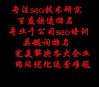 梁宏兵seo